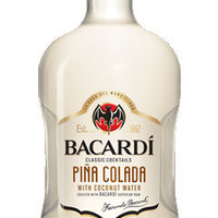 Bacardi Classic Cocktails Pina Colada Ready To Drink 1.75L