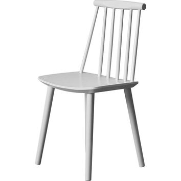 Windsor Chair Solid Wood Armchair