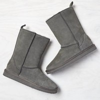 AEO COZY SUEDE BOOT