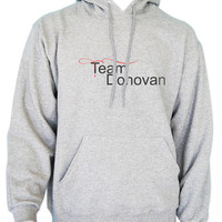 Team Donovan Salvatore The Vampire Unisex Hoodie S to 3XL