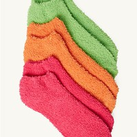 Plush Lounge Ankle Socks
