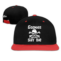 Goonies Never Say Die Fitted Hat Baseball Caps