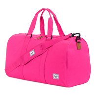 Herschel Supply Co.: Ravine Duffle Bag - Neon Pink