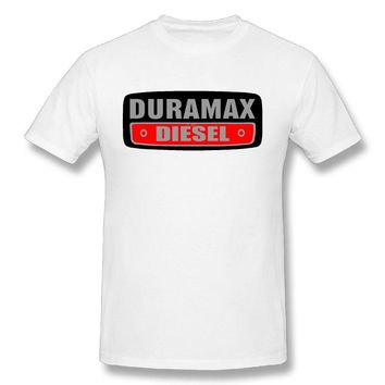 Duramax Diesel Mens Cotton Short Sleeve T Shirts