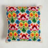 Boho Sofa, So Good Pillow by Karma Living from ModCloth
