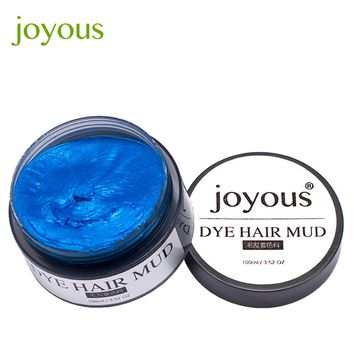 U  Joyous One-time Dye Hair Dye Hair Spray Mud Cream Men's Hair Dye Dropship