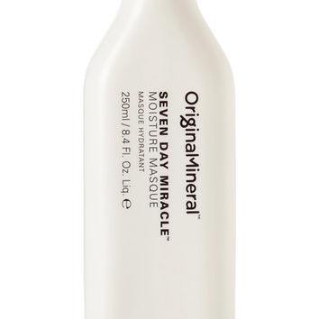 Original & Mineral - Seven Day Miracle Moisture Masque, 250ml