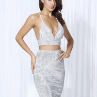 Disco queen two piece set