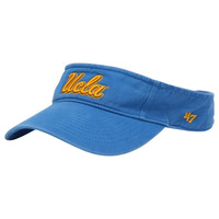 UCLA Bruins '47 Brand Clean Up Visor – Light Blue