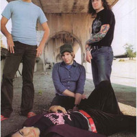 Fall Out Boy Band Portrait Poster 24x34