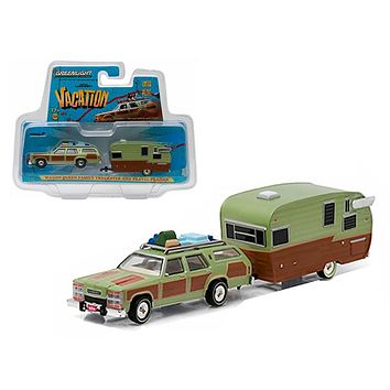 1979 Family Truckster Wagon Queen National Lampoon's Vacation Shasta 1:64