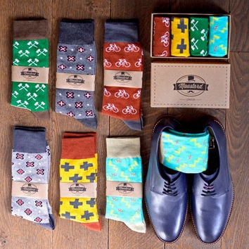 Men socks |  Multi coloured socks | colourful socks | vintage socks | Happy socks | Hipster socks | Casual socks | Mens socks | Gift men