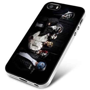 Hollywood Undead (group masks jackets) iPhone 5 | 5S | 5SE Case Planetscase.com
