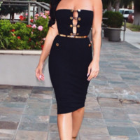 Remia Bandage Dress