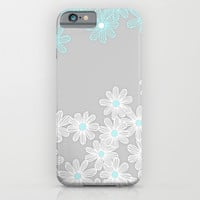 Daisy Dance iPhone & iPod Case by Micklyn