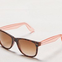 AEO Women's Tortoise Shell Icon Sunglasses (Torte)