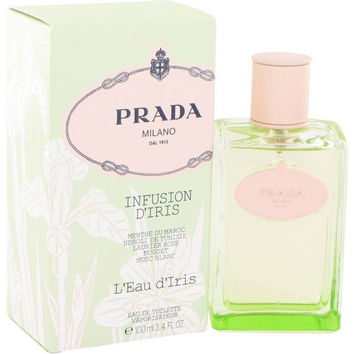 prada infusion d iris l eau d iris 3 4 oz from affordable and