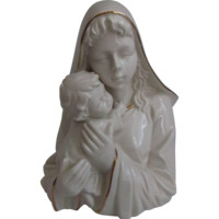 Mikasa Fine China Madonna and Child Holiday Elegance Mary and Child