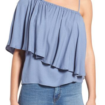 Ella Moss Stella One-Shoulder Top | Nordstrom