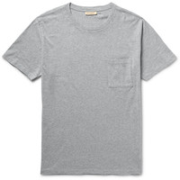 Levi's Made & Crafted - Mélange Cotton-Jersey T-Shirt