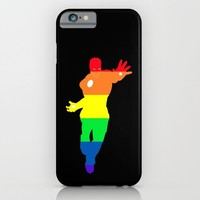 Iron Gay iPhone & iPod Case by Tony Vazquez