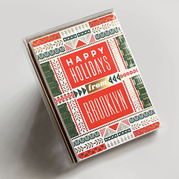 Happy Holidays from Brooklyn Boxed Set