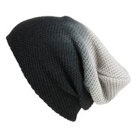 Junior Women's BP. Ombre Waffle Knit Beanie