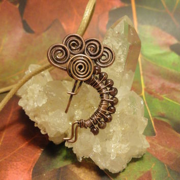 Original Design Handcrafted Wire Wrapped by The Wired Fox on Zibbet