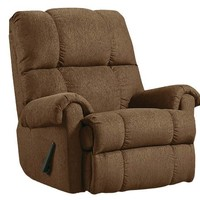 8700 Cougar Chocolate Rocker/Recliner