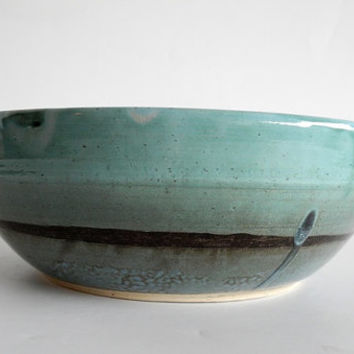 Favorite Best Turquoise Ceramic Bowls Products on Wanelo XP13