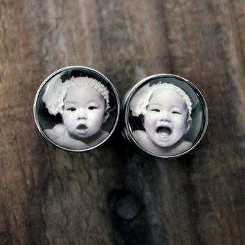 Customized Photo Ear Plugs