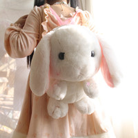 Japanese kawaii lolita bunny backpack