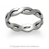Twisted Wire Ring from James Avery