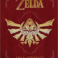 Legend of Zelda: Art & Artifacts, The: Nintendo: Amazon.com.au: Books