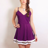 Purple Keepers Dress