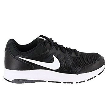 Nike 724940-001: Dart 11 BLACK/White Casual Running Sneakers for Adult MEN New (Black