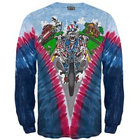 Grateful Dead - Moto Sam Long Sleeve T-Shirt