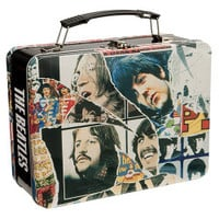 Beatles Anthology Lunch Box