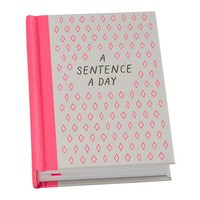 A SENTENCE A DAY JOURNAL: FOLLOW YOUR PATH - Notebooks & Journals