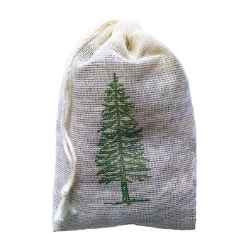 Evergreen Pine Sachet 3 pack