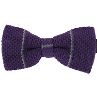 Tok Tok Designs Pre-Tied Bow Tie for Men & Teenagers (B266, Knitted)