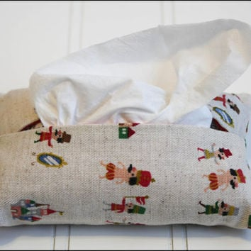 The Emporers New Clothes Tissue Cozy