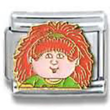 CABBAGE PATCH KIDS Melony Officially Licensed Italian Charm