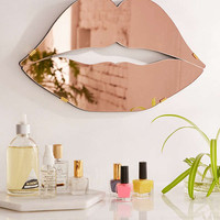 Lips Mirror | Urban Outfitters