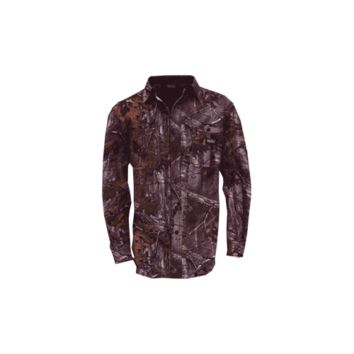 Cape Back Long Sleeve Shirt Realtree Xtra Camo Xlarge