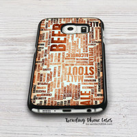 Craft Beer New York 2 Samsung Galaxy S6 Case Cover for S6 Edge S5 S4 Case
