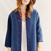 Urban Renewal Recycled Overdyed Wool Jacket- Assorted