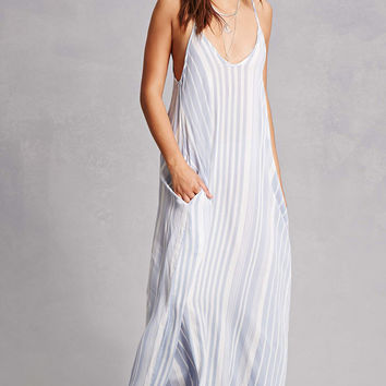 Variegated Stripe Cami Dress