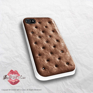 Ice Cream Sandwich  iPhone 4 Case iPhone 4s by SealedWithaCase