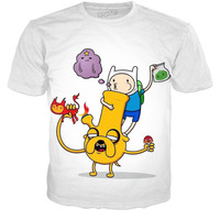 Adventure Time W/ Fun & Bong